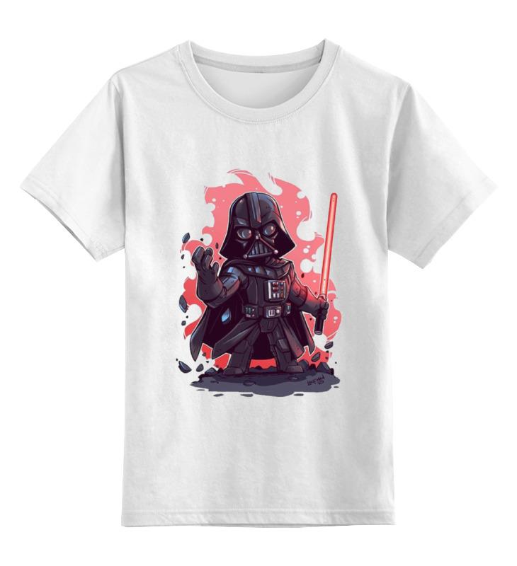 Printio Дарт вейдер детская футболка классическая унисекс printio дождливый вечер