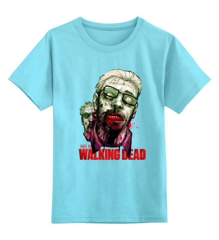 Детская футболка классическая унисекс Printio Walking dead детская футболка классическая унисекс printio the walking dead