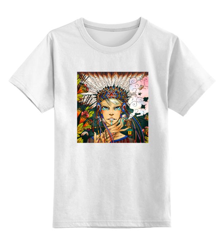 Детская футболка классическая унисекс Printio Navaho tribe navaho tribe