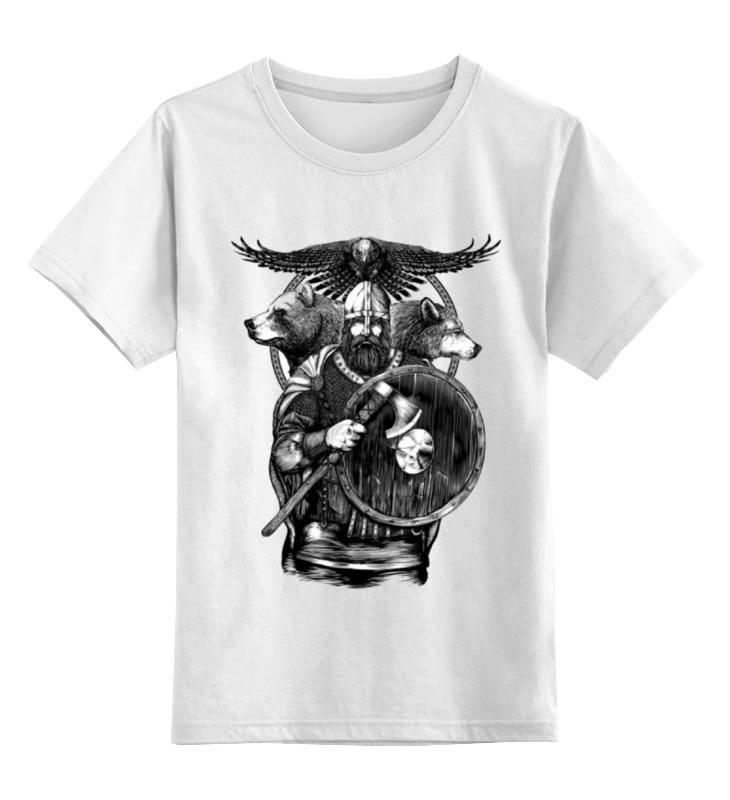 Детская футболка классическая унисекс Printio Славяне футболка wearcraft premium printio славяне