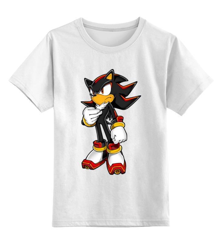 Детская футболка классическая унисекс Герой
