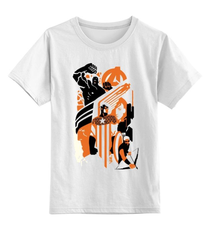 Детская футболка классическая унисекс Printio Marvel superheroes детская футболка классическая унисекс printio мачете