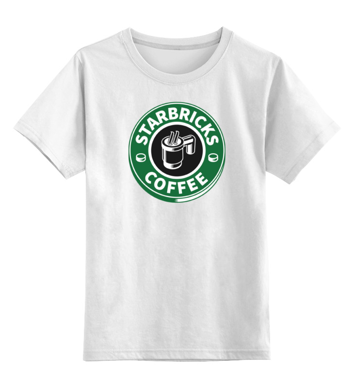 Детская футболка классическая унисекс Printio Лего кофе детская футболка классическая унисекс printio мачете
