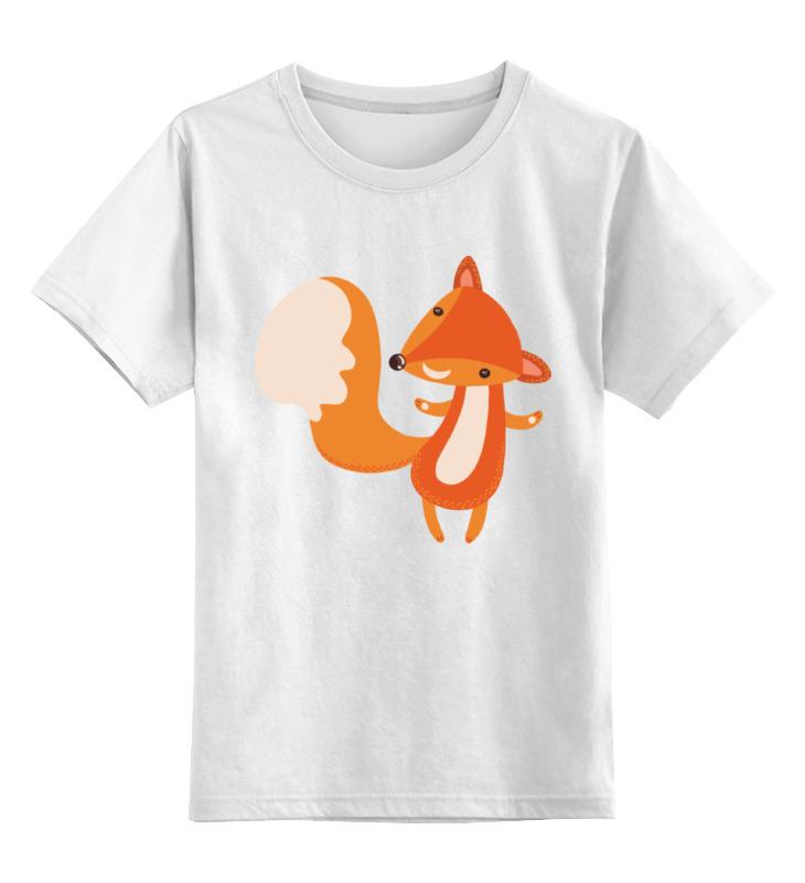 Printio Лисичка детская футболка классическая унисекс printio лисичка
