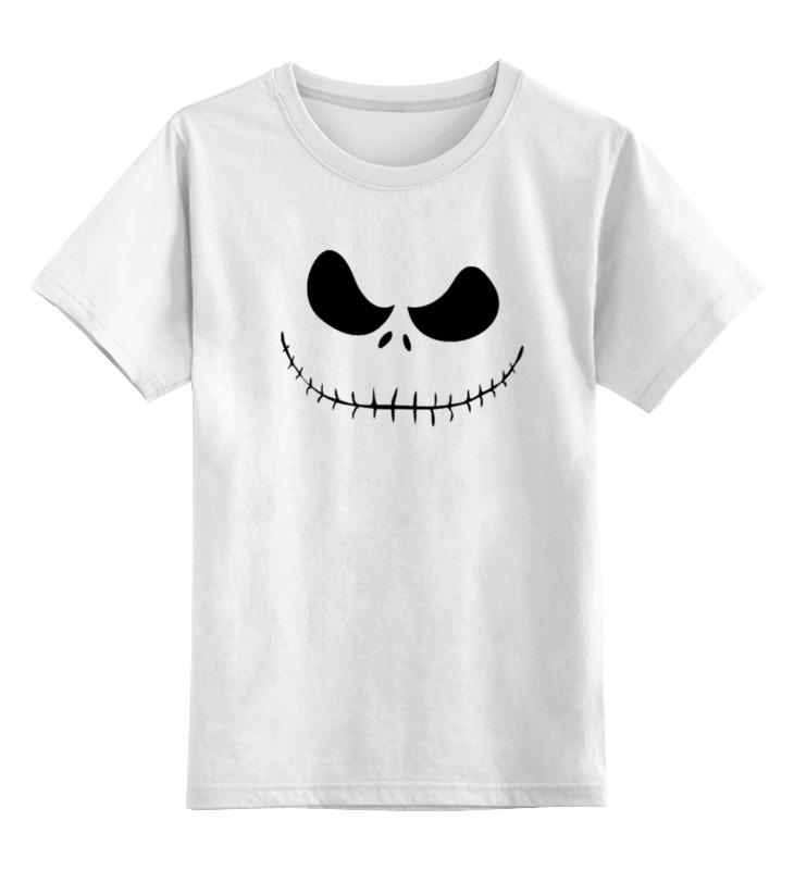 Printio Smiling skull майка классическая printio smiling skull