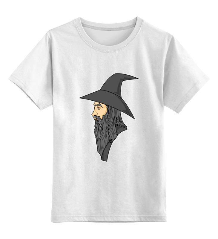 Детская футболка классическая унисекс Printio Гэндальф (gandalf) детская футболка классическая унисекс printio властелин колец
