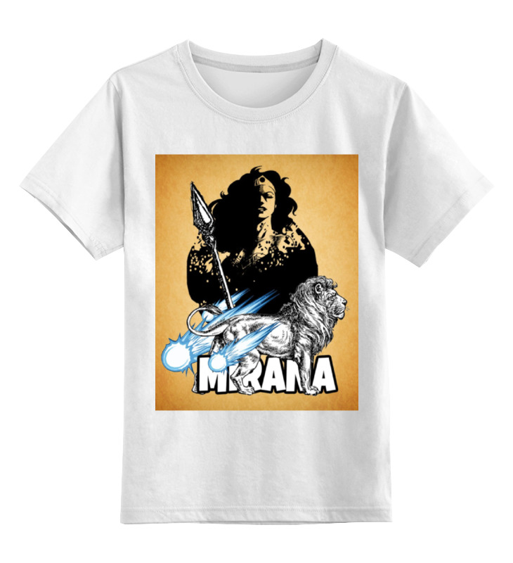 Детская футболка классическая унисекс Printio Dota 2 mirana детская футболка классическая унисекс printio dota 2 logo