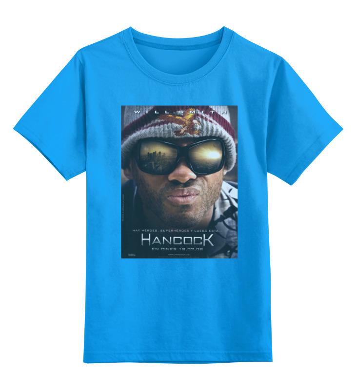 Детская футболка классическая унисекс Printio Хэнкок / hancock майка классическая printio хэнкок hancock