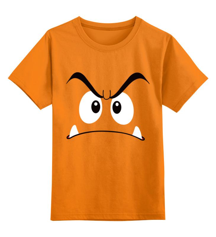 Детская футболка классическая унисекс Printio Гумба детская футболка классическая унисекс printio бразилия