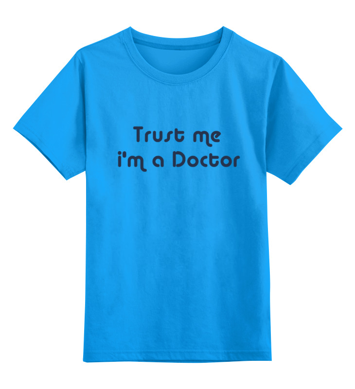 Printio Trust me i'm a doctor (doctor who) цена