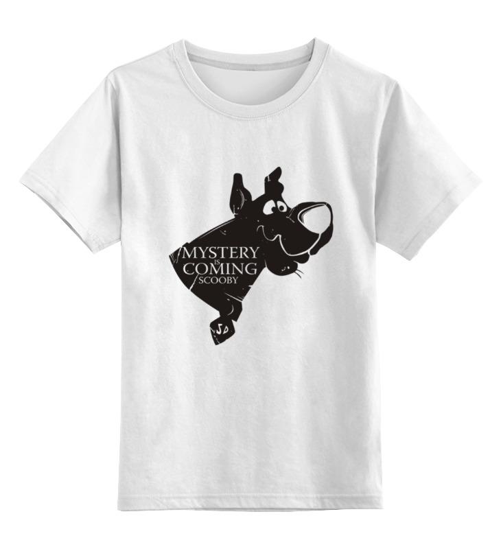 Детская футболка классическая унисекс Printio Тайна близко тайна тюдоров