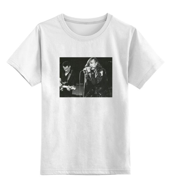 Детская футболка классическая унисекс Printio Егор летов щетка туннельная dewal 2 х сторонняя пластиковый штифт 9 рядов 1108215