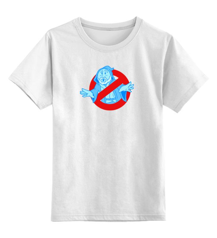 Детская футболка классическая унисекс Printio Оби-ван кеноби