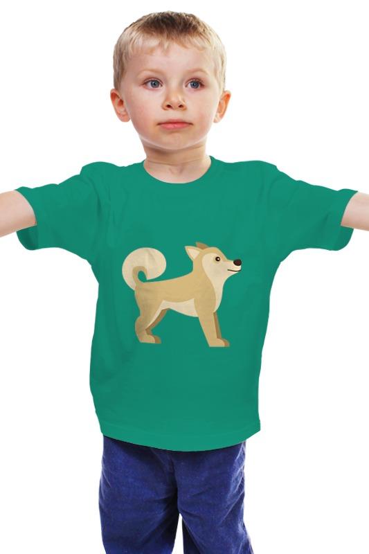 Детская футболка классическая унисекс Printio Лайка детская футболка классическая унисекс printio мачете