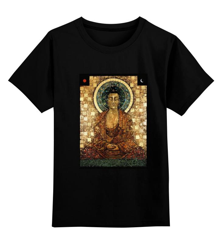 Детская футболка классическая унисекс Printio Будда вне времени футболка wearcraft premium printio будда вне времени