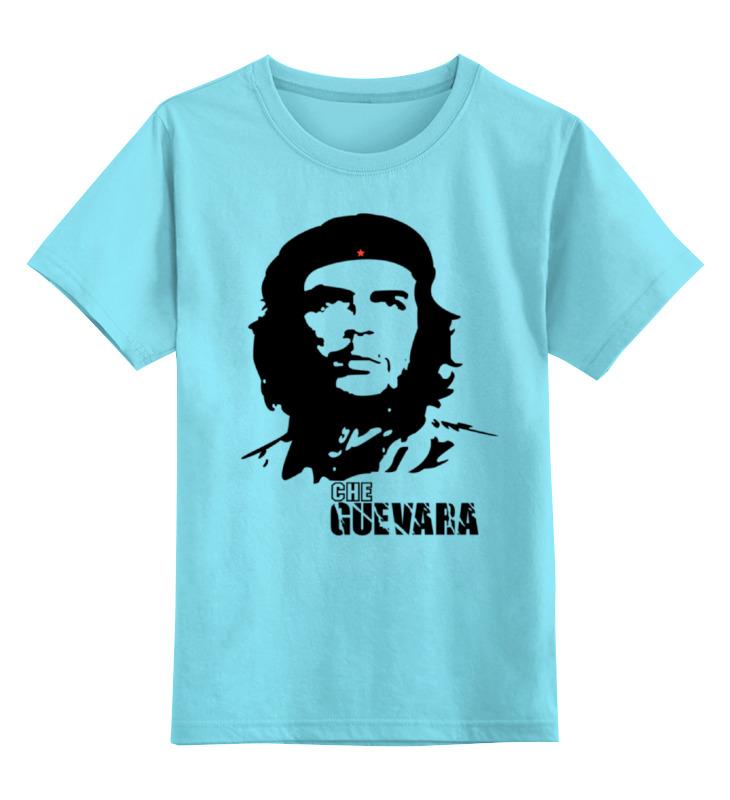Детская футболка классическая унисекс Printio Эрнесто че гевара збигнев войцеховский че гевара который хотел перемен