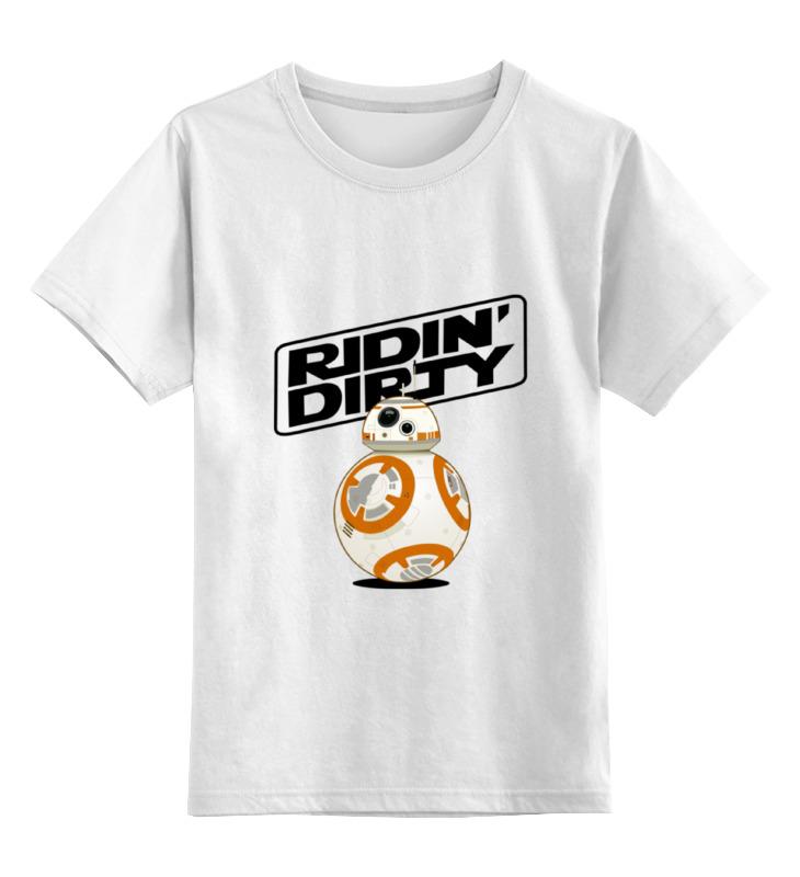 Детская футболка классическая унисекс Printio Sphero's star wars bb-8 droid lno 049 267pcs star wars mini diamond building blocks