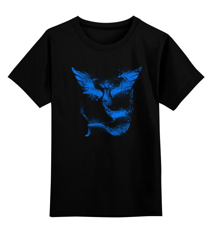 Детская футболка классическая унисекс Printio Team mystic