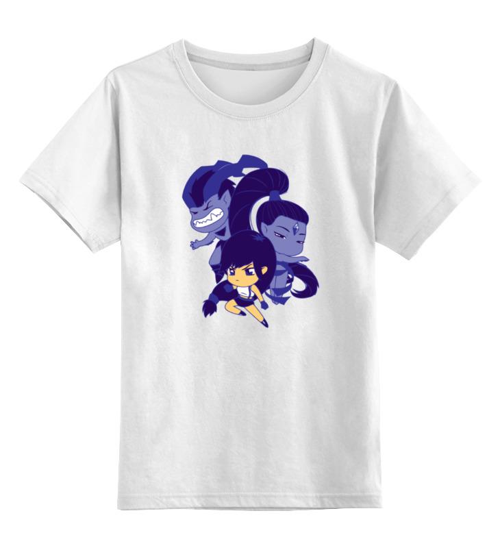 Детская футболка классическая унисекс Printio summons (final fantasy) the summons