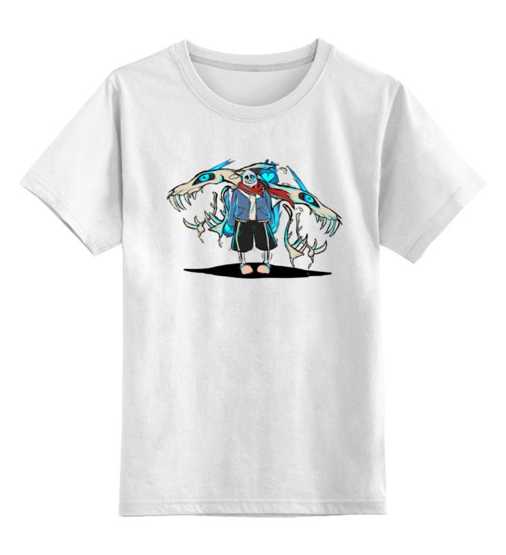 Детская футболка классическая унисекс Printio Зомби и драконы детская футболка классическая унисекс printio steeler зомби