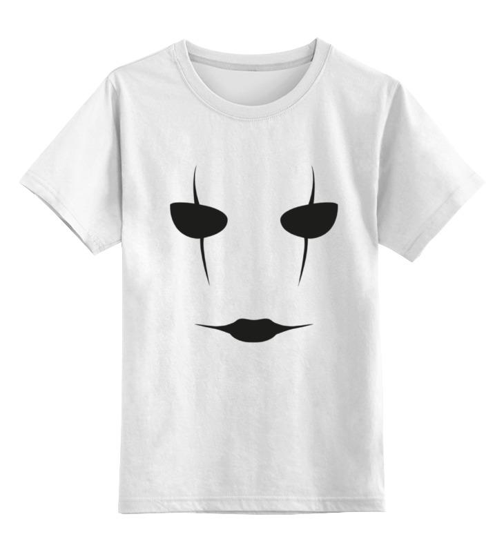 Детская футболка классическая унисекс Printio Ворон (the crow) майка классическая printio the crow