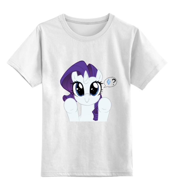 Детская футболка классическая унисекс Printio Cute rarity толстовка wearcraft premium унисекс printio cute rarity