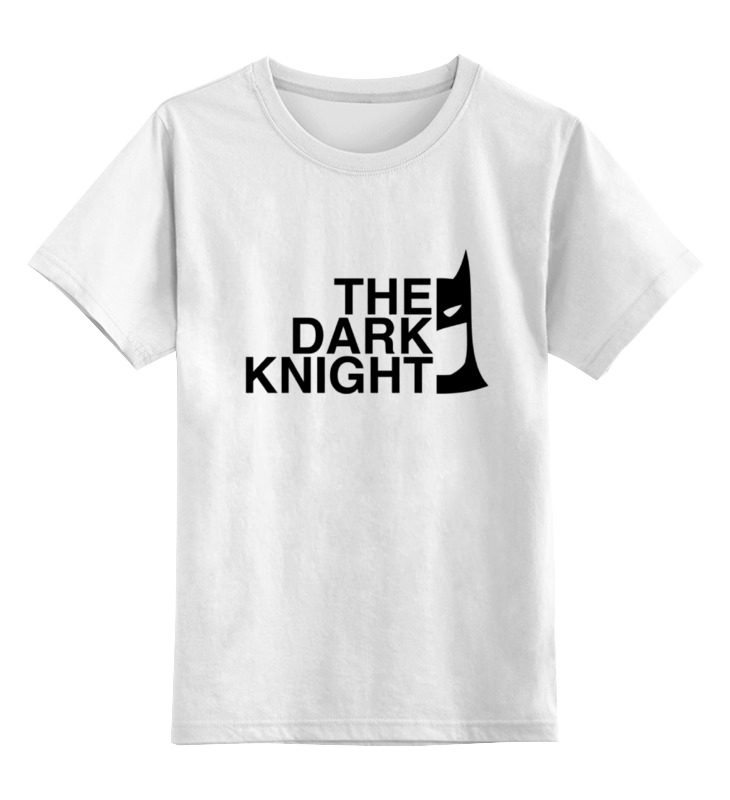 Printio Темный рыцарь (бэтмен) детская футболка классическая унисекс printio темный рыцарь