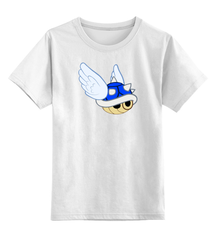 Детская футболка классическая унисекс Printio Голубой щит (марио) новая запись студийный микрофон ветер экрана поп фильтр маска щит гибкая