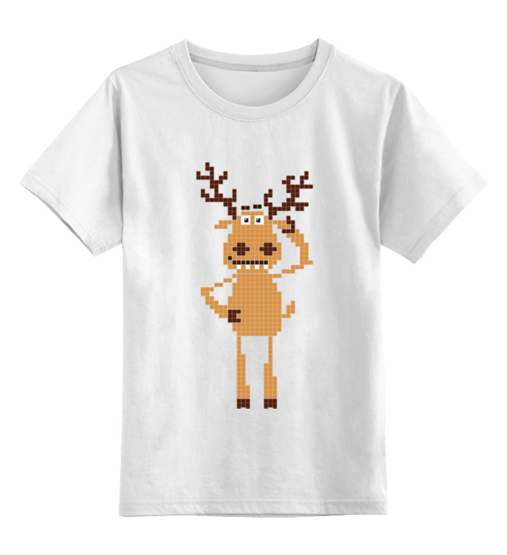 Детская футболка классическая унисекс Printio подслушано