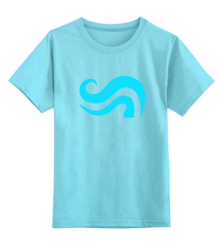 Детская футболка классическая унисекс Printio Homestuck john egbert god tiers