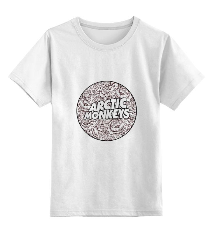 Детская футболка классическая унисекс Printio Arctic monkeys