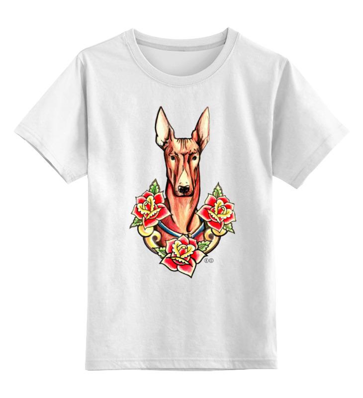 Детская футболка классическая унисекс Printio Фараон футболка wearcraft premium printio фараон