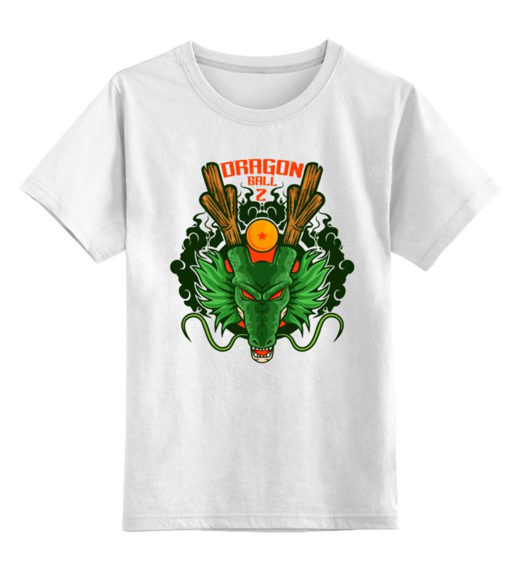 Детская футболка классическая унисекс Printio Жемчуг дракона sbart upf50 rashguard 2 bodyboard 1006