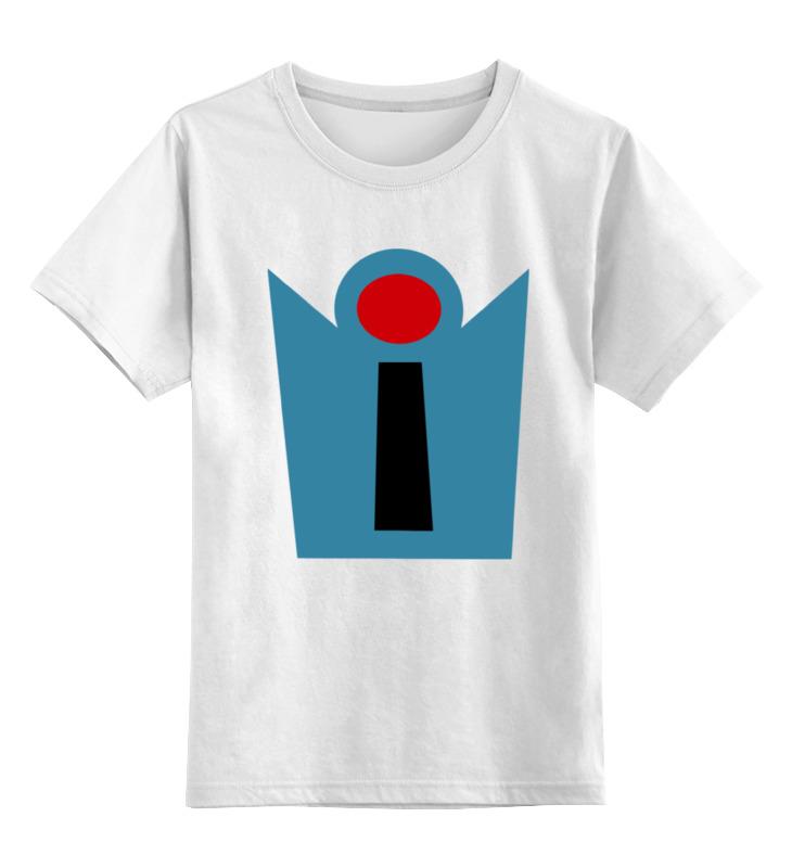 Детская футболка классическая унисекс Printio Суперсемейка цена