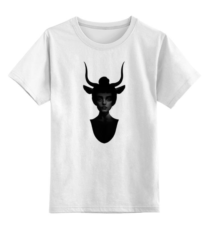 Детская футболка классическая унисекс Printio Девушка-2 футболка классическая printio 62 2% в саратове