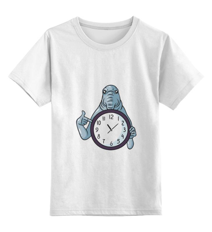 Детская футболка классическая унисекс Printio Homunculus loxodontus сумка printio homunculus loxodontus