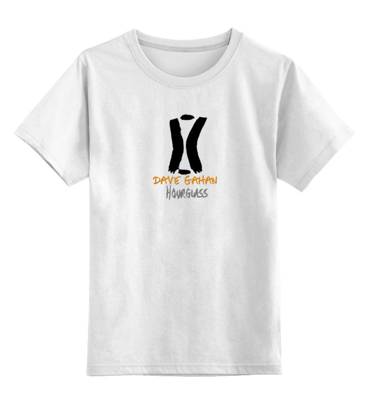 Детская футболка классическая унисекс Printio Dave gahan