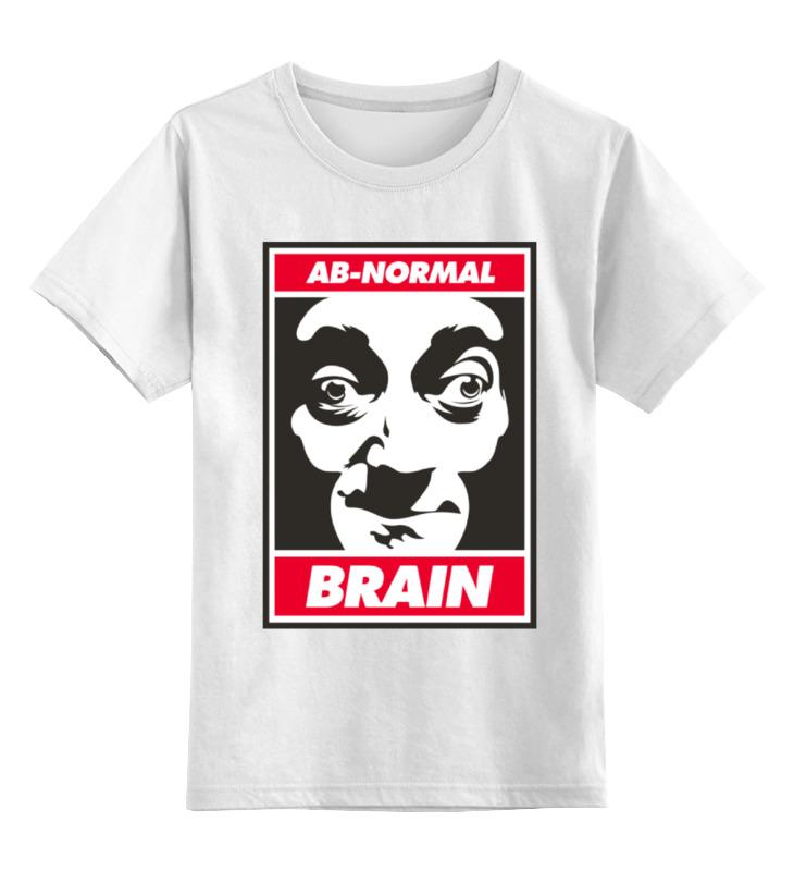 Детская футболка классическая унисекс Printio Ненормальный (ab-normal) new casual 90 page href page 5