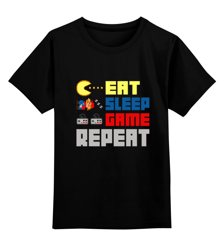 Детская футболка классическая унисекс Printio Gamer (8-bit) карта видеозахвата avermedia live gamer portable