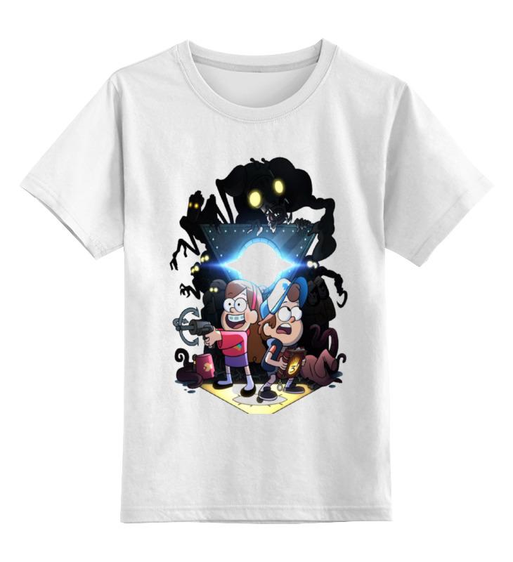 Printio Гравити фолз детская футболка классическая унисекс printio елка гравити фолз