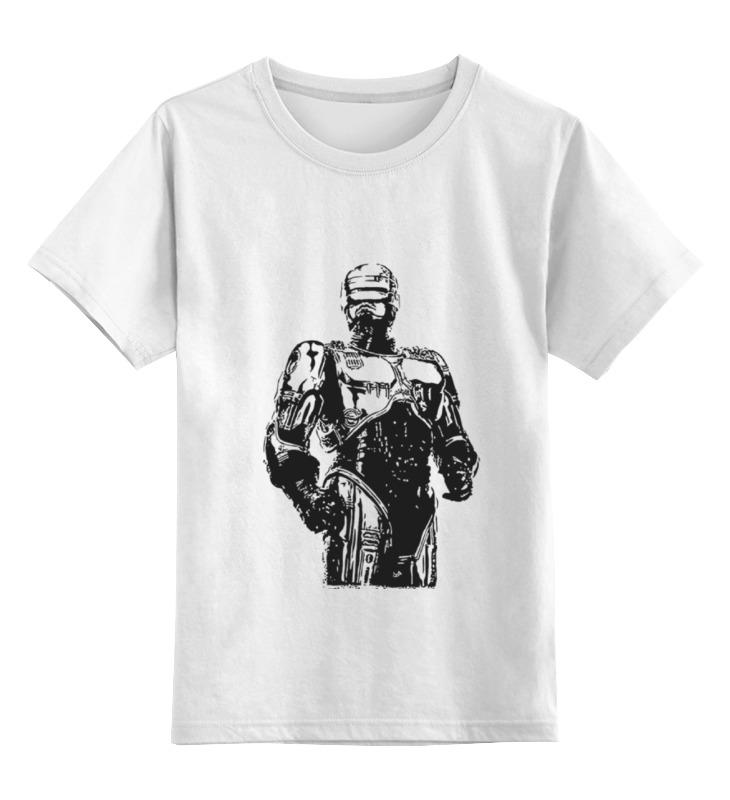 Детская футболка классическая унисекс Printio Robocop (робокоп) cd сборник robocop
