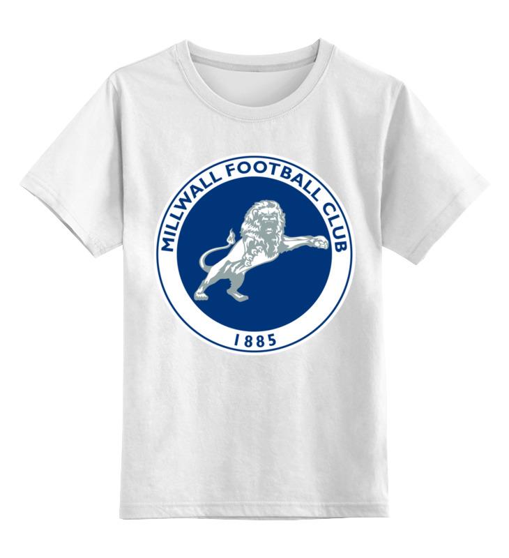 Printio Millwall fc logo child tee