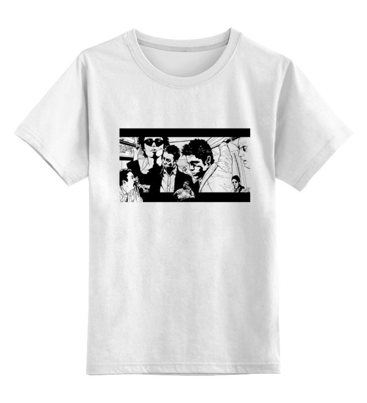 Детская футболка классическая унисекс Printio In tyler we trust футболка print bar in science we trust