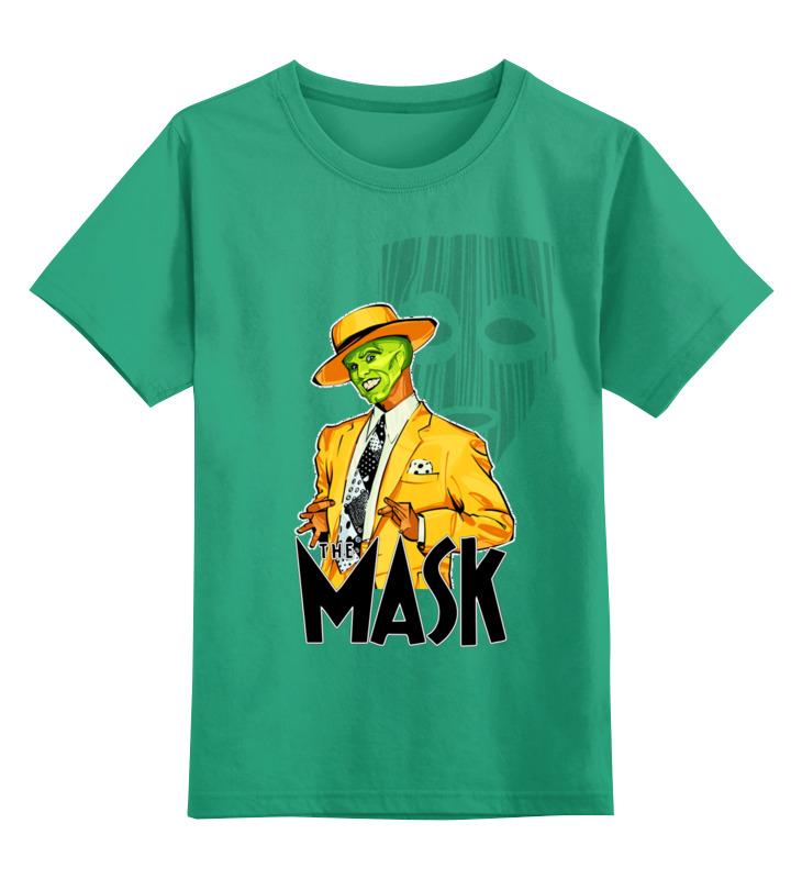 Фото - Детская футболка классическая унисекс Printio The mask детская футболка классическая унисекс printio mexican mask