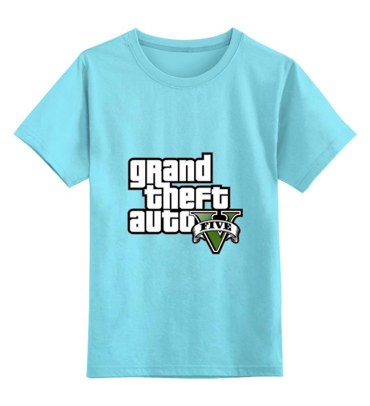 Детская футболка классическая унисекс Printio Grand theft auto 5 hhtl peakmeter ms8229 auto range 5 in 1 multifunctional handheld 2 8 auto digital multimeter