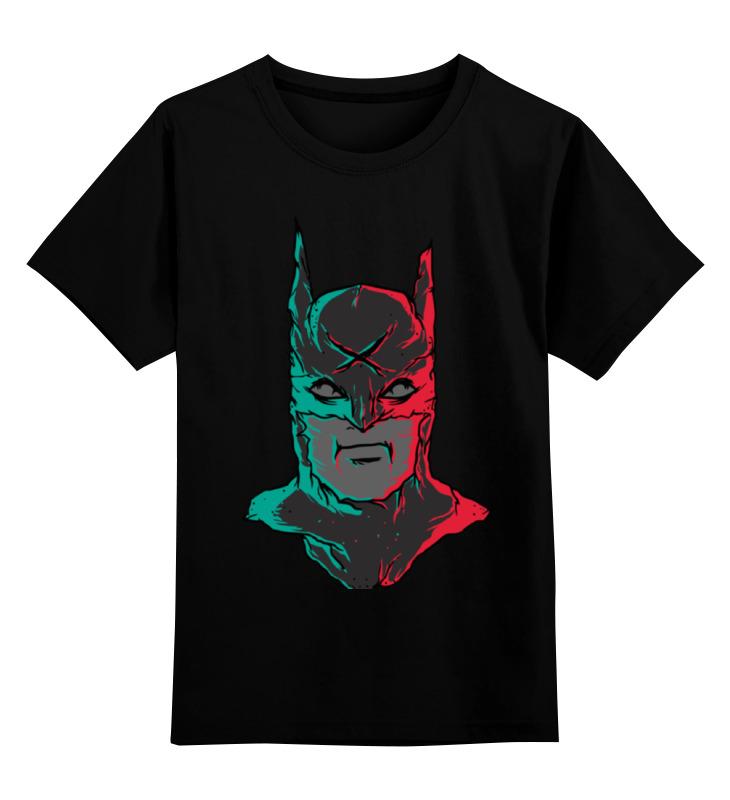 Детская футболка классическая унисекс Printio Бетмэн ( batman ) детская футболка классическая унисекс printio batman beyond