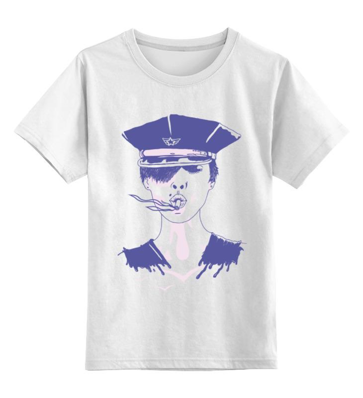 Детская футболка классическая унисекс Printio Cool girl детская футболка классическая унисекс printio tank girl
