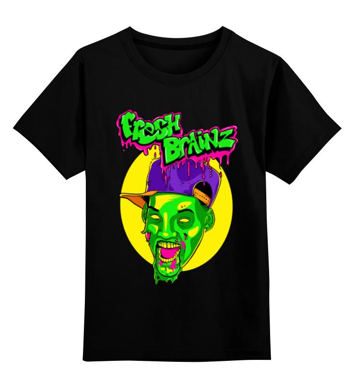 Детская футболка классическая унисекс Printio Fresh prince
