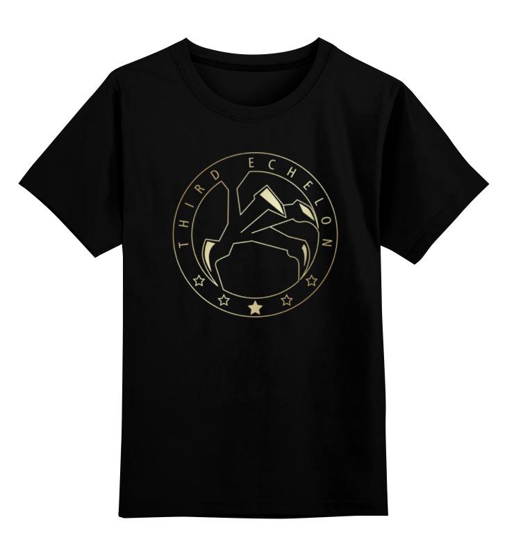 Детская футболка классическая унисекс Printio Splinter cell. third echelon asus echelon navy
