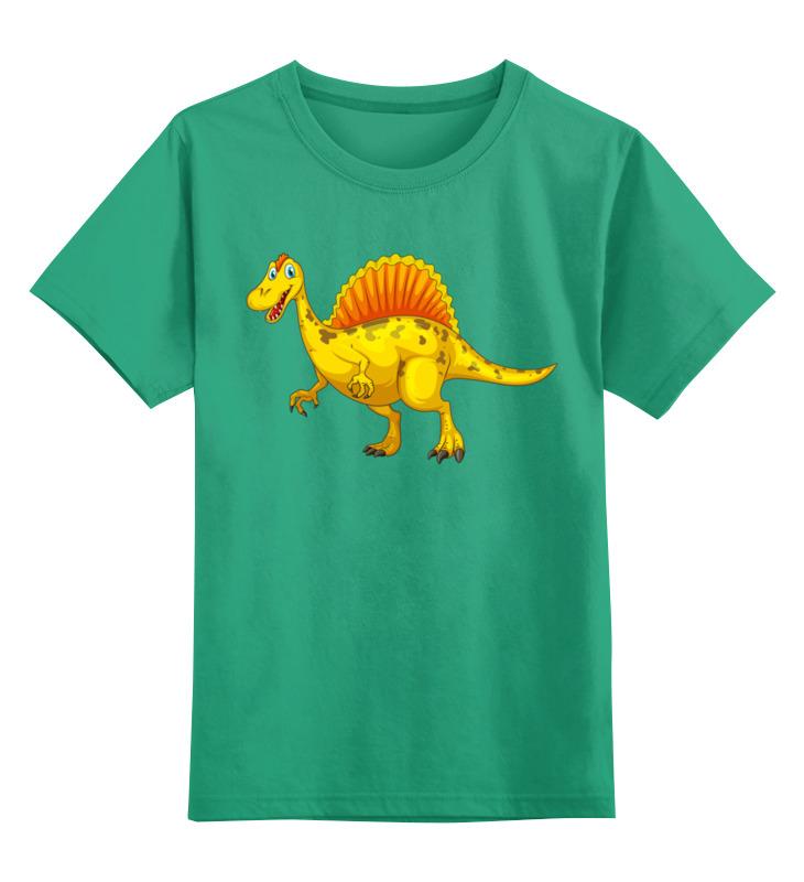 Детская футболка классическая унисекс Printio Дракон цена и фото